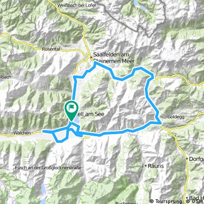 Route Filzensattel