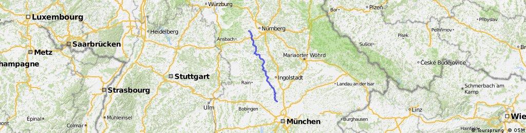 Vom Dachauer Hinterland nach Buttendorf