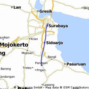 Surabaya - Pandaan