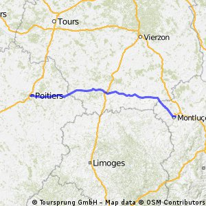 Poitiers-Montluçon