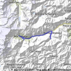 Escursione all'Alpe Soi