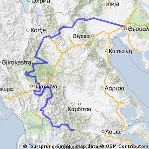 гръцки алпи 2
