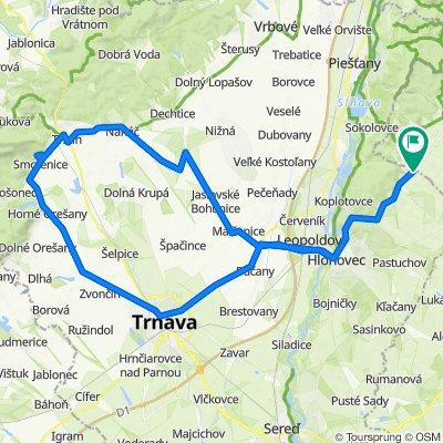 Tour de Hrady a Zámky - Smolenický zámok