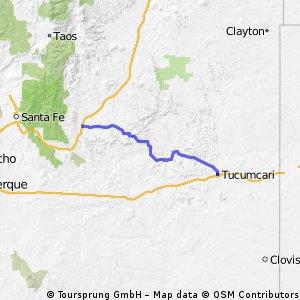 12. Tag C2C Las Vegas - Tucumcari, NM