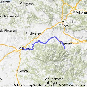 Route dag 18 SDC