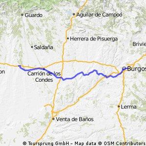 Route dag 19 SDC