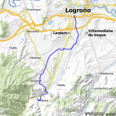 Logroño-Sorzano-Viguera