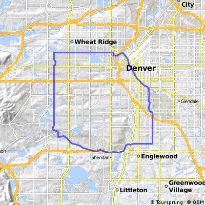 RMCC Social Ride West Loop