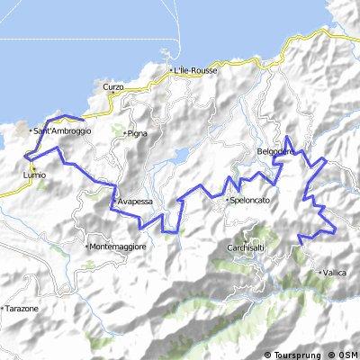 Radtour Grand Balagne