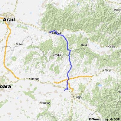 Jabar - Balint - Braznic - Patars - Lipova