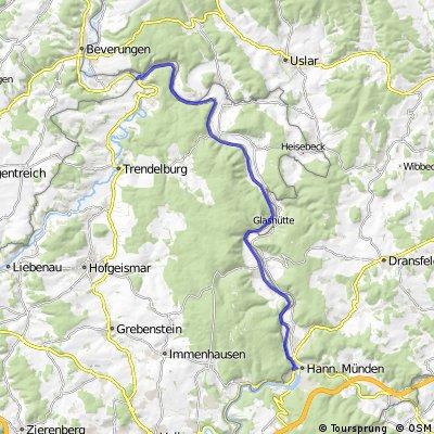 Weserradweg