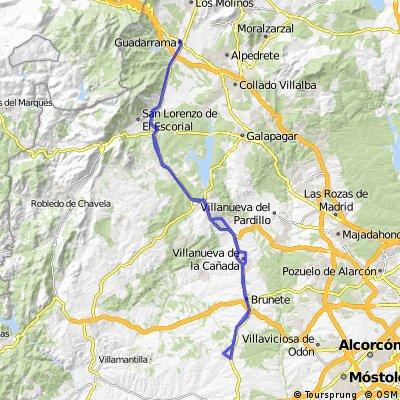 Ruta CCGcarretera 12/ENE/2013