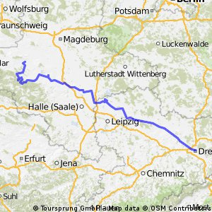 Harz/Brocken Tour