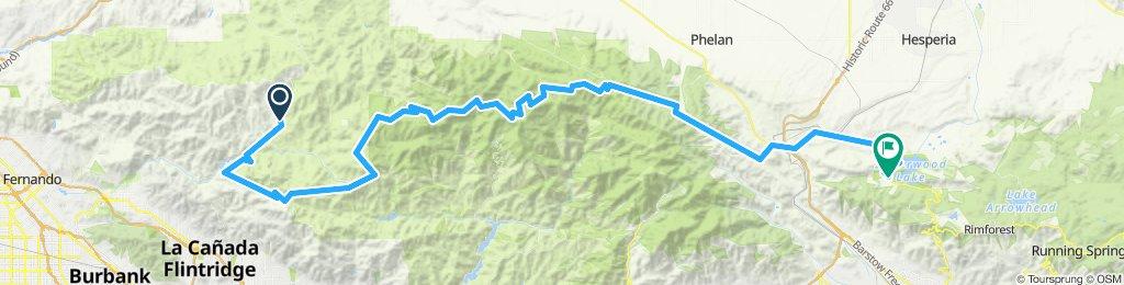 27-past Palmdale to Silverwood Lake