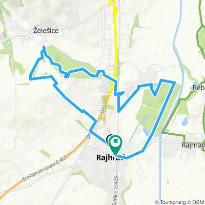 Běh Rajhrad I.