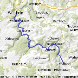 Werbach Wertheim