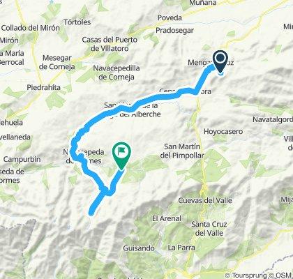 Etapa 2: 4 días por Ávila