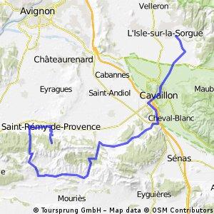 St Remy - Isle sur la Sorgue