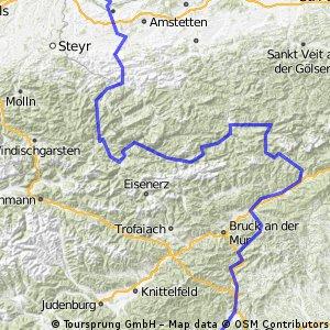 von Linz nach Lieboch