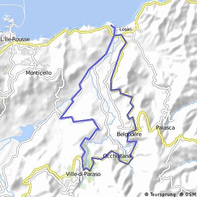 FR Corsica 5.1 - Belgodere Loop