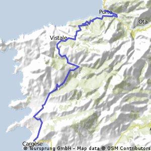 FR Corsica 8.0 - Porto to Cargèse