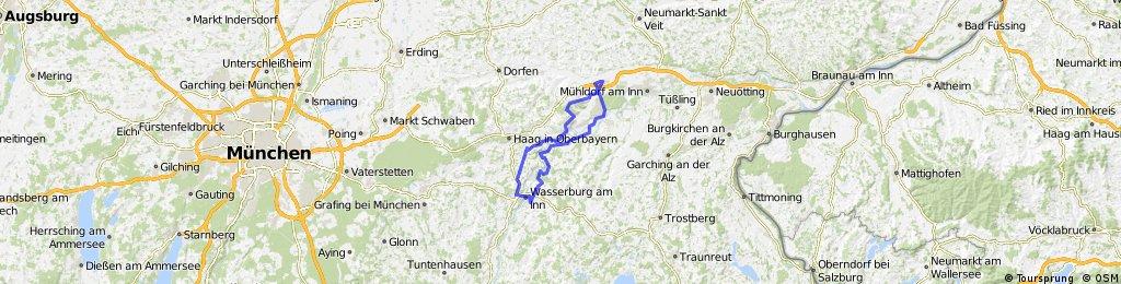 Ampfing - Wasserburg