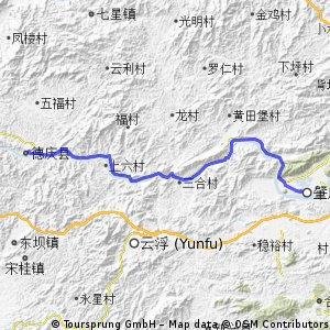 肇慶-梧州01a