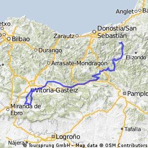 3ºEtapa Vuelta al Pais Vasco