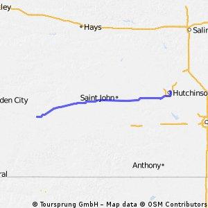 16. Tag C2C Dodge City - Hutchinson, KS