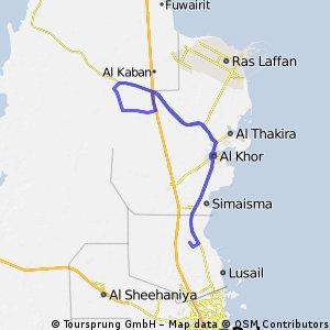 AL KHOR - LUSAIL 2