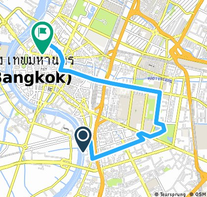 Bangkok Walk - Day 03