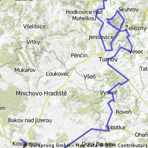 Jablonec- Mlada Boleslav