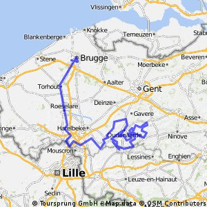 Ronde van Vlaanderen - Tour de Flandes