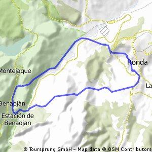 Benaojan-Ronda-Benaojan