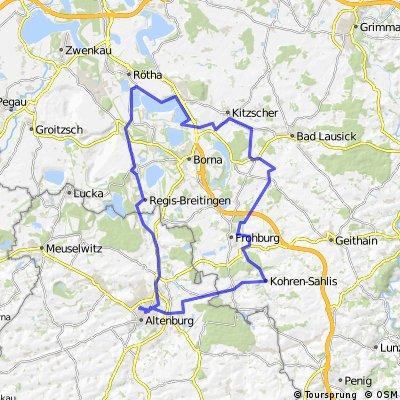 ABG, Kohren-Sahlis, Eula, Böhlen, Zwenkau, ABG, 70 - 110