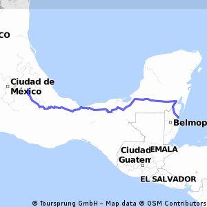 [ABX MEX] Belize - San Chiapa