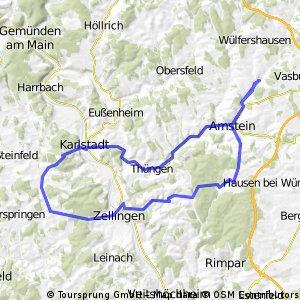 Stadelhofen-über Retzstadt zurück