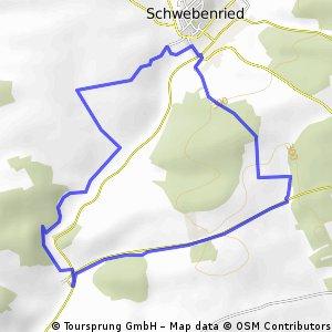 Motocross-Strecke - Kleiner Rundkurs