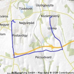 Pécs-kozármisleny