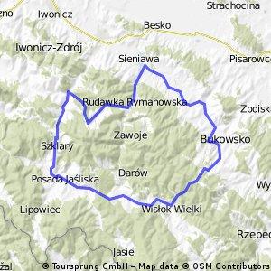 Bukowica - przeł. Szklarska - Wisłoczek