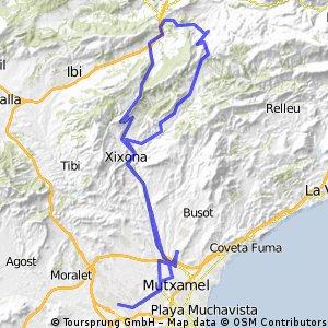 Carrasqueta-Benifallim