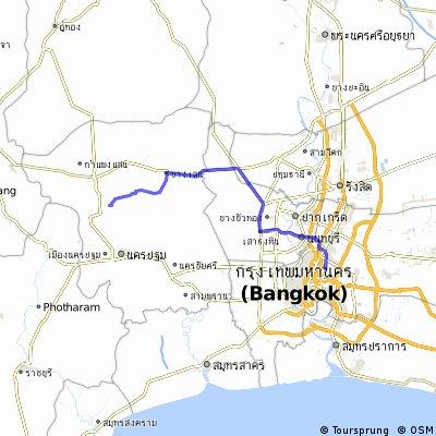 Cycle in Thai 15 : Nonthaburi