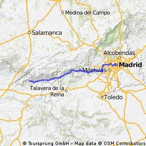 BRUTAL 2014 Tag8 jarandilla de la vera - Madrid