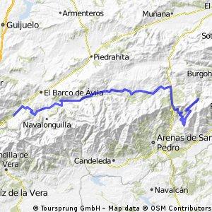 BRUTAL 2014 Tag Puerta Castilla - Serranillos