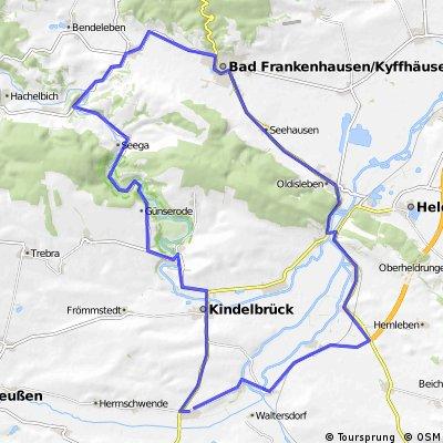 günstedt-bad frankenhausen-günstedt