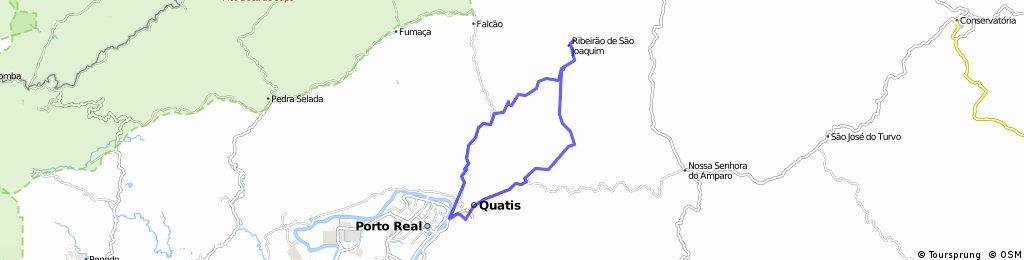 Quatis x Joaquim Leite x São Joaquim