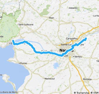 Saint Nazaire - La Varenne