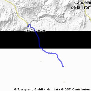 Juayua - Frontera