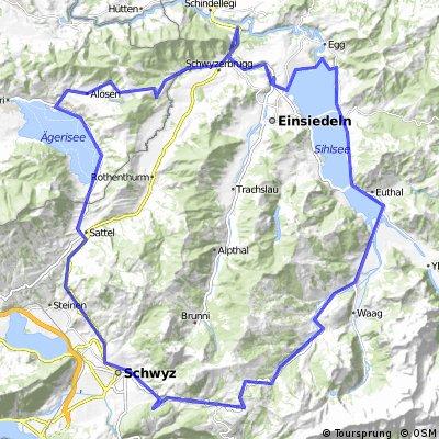Ibergeregg-Tour (von Schindi)