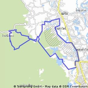 Mae Sa Elephant Loop